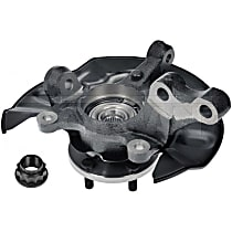 698-385 Front, Driver Side Wheel Hub - Sold individually
