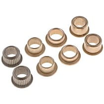 Door Hinge Bushing - Direct Fit, Set of 8