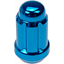 711-355D Wheel Lock Set - Blue, Direct Fit, Set of 20