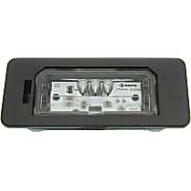 License Plate Light - Plastic, Direct Fit, Sold individually