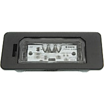 Replacement RB73290002 License Plate Light - Plastic, Direct Fit, Sold individually