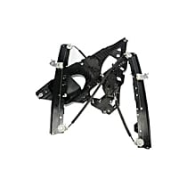 740-179 Front, Passenger Side Power Window Regulator, Without Motor