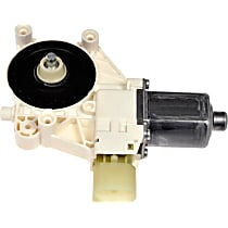 742-416 Front, Driver Side Window Motor, New