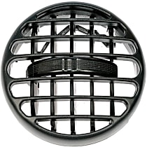 Dorman 74337 Air Vent - Black, Plastic, Direct Fit