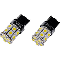 Dorman 7440W-SMD LED Bulb - Direct Fit, Sold individually