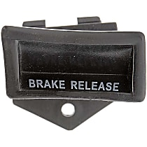 Parking Brake Lever - Direct Fit, Sold individually
