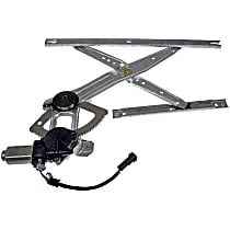 NEW REAR RIGHT WINDOW REGULATOR FITS FORD F-450 SUPER DUTY 2008-2012 FO1551128