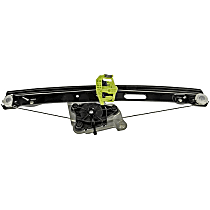 749-469 Rear, Passenger Side Power Window Regulator, Without Motor