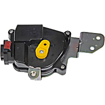 Door Lock Actuator - Front, Driver Side