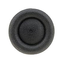 Window Crank Knob - Black, Universal, Sold individually