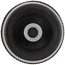 Dorman 76939 Window Crank Knob - Black, Direct Fit, Sold individually