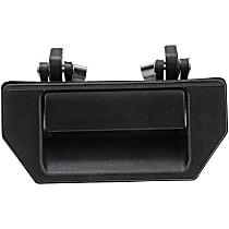 Tailgate Handle, Textured Black