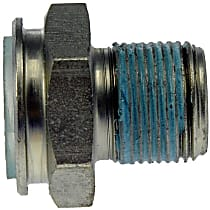 Dorman 800-601 Transmission Oil Line - Metal, Direct Fit, Sold individually