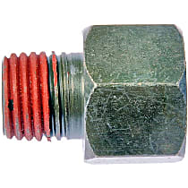 Transmission Oil Line - Metal, Direct Fit, Sold individually