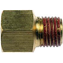 Transmission Oil Line - Brass, Direct Fit, Sold individually