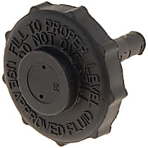 82573 Power Steering Reservoir Cap - Direct Fit, Sold individually