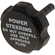 82575 Power Steering Reservoir Cap - Direct Fit, Sold individually