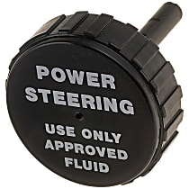 82584 Power Steering Reservoir Cap - Direct Fit, Sold individually