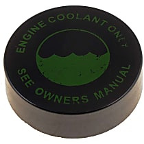 82595 Coolant Reservoir Cap - Direct Fit, Sold individually