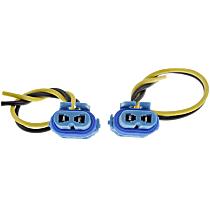 84793 Headlight Socket - Headlight, Set of 2