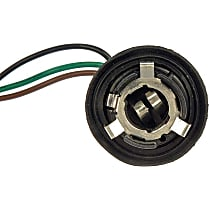85821 Bulb Socket - Turn signal light, Direct Fit, Sold individually