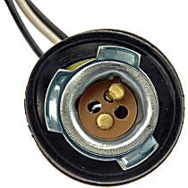 Bulb Socket - Turn signal light, Direct Fit, Sold individually