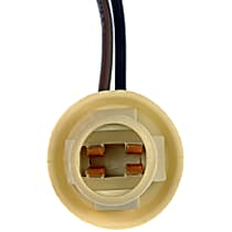 85861 Bulb Socket - License plate light, Direct Fit, Sold individually