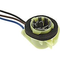 85882 Bulb Socket - Brake light, Direct Fit, Sold individually