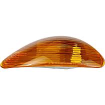 Turn Signal Light, With bulb(s)