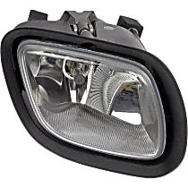 888-5207 Front, Passenger Side Fog Light, With bulb(s)