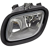 888-5208 Front, Driver Side Fog Light, With bulb(s)