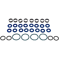 Dorman 90101 Fuel Injector O-Ring - Direct Fit, Set of 32