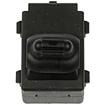 Window Switch Front, Passenger Side; Rear, Driver or Passenger Side