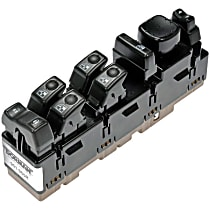 901-955R Window Switch - Front, Driver Side