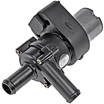 Auxiliary Water Pump - Direct Fit, Sold individually Front