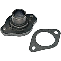 Thermostat Housing - Natural, Metal, Direct Fit, Sold individually