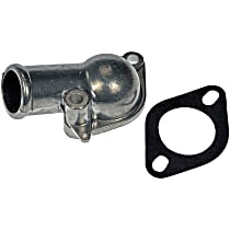 902-2014 Thermostat Housing - Natural, Metal, Direct Fit, Sold individually