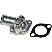 Dorman 902-2015 Thermostat Housing - Natural, Metal, Direct Fit, Sold individually