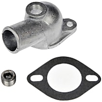 902-2018 Thermostat Housing - Natural, Metal, Direct Fit, Sold individually