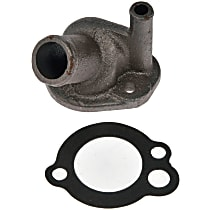 Dorman 902-2030 Thermostat Housing - Natural, Metal, Direct Fit, Sold individually