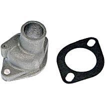 902-2055 Thermostat Housing - Natural, Metal, Direct Fit, Sold individually