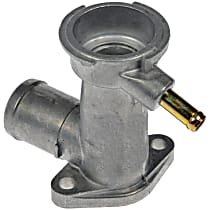 Dorman 902-3007 Thermostat Housing - Natural, Metal, Direct Fit, Sold individually