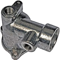 Dorman 902-5044 Thermostat Housing - Natural, Metal, Direct Fit, Sold individually
