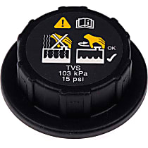 902-5102 Coolant Reservoir Cap - Direct Fit, Sold individually