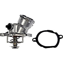 Dorman 902-5903 Thermostat Housing - Natural, Metal, Direct Fit, Sold individually