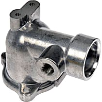 Dorman 902-5933 Thermostat Housing - Natural, Metal, Direct Fit, Sold individually