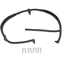 Dorman 904-123 Fuel Injector Line - Direct Fit, Sold individually