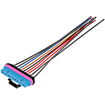 904-188 Fuel Injection Wiring Harness - Direct Fit, Sold individually