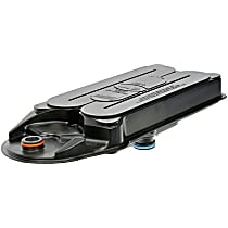 904-418 Crankcase Breather - Black, Direct Fit