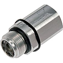 905-906 Brake Proportioning Valve - Gray and silver/zinc-plated, Aluminum, Direct Fit, Sold individually